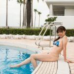 保護中: エロビキニでプールサイド